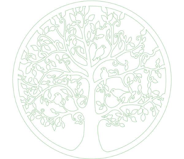 plan arbre de vie